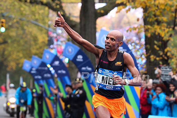 2017 NYC Marathon Weekend